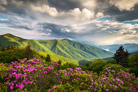 North Carolina Scenic Landscape Photography