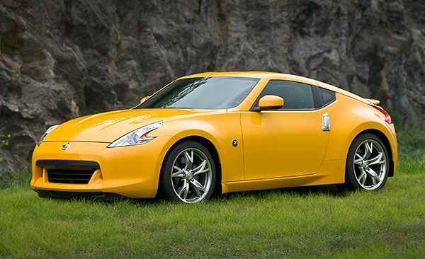 09 Chicane Yellow Touring Sports 370z Nissan 370z Forum